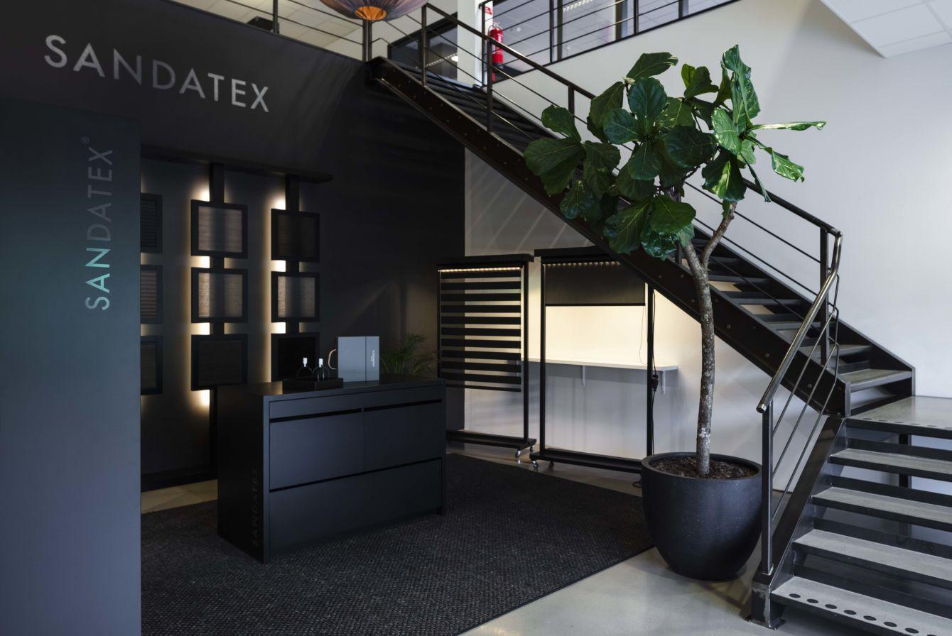 Interiör Sandatex - Fristad Bygg