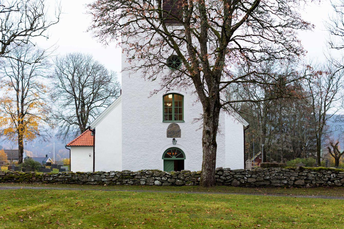 Berghems kyrka - Fristad Bygg