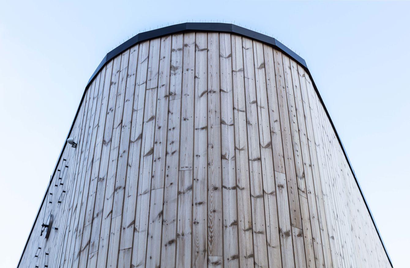 Detaljbild Resecentrum Åkareplatsen - Fristad Bygg