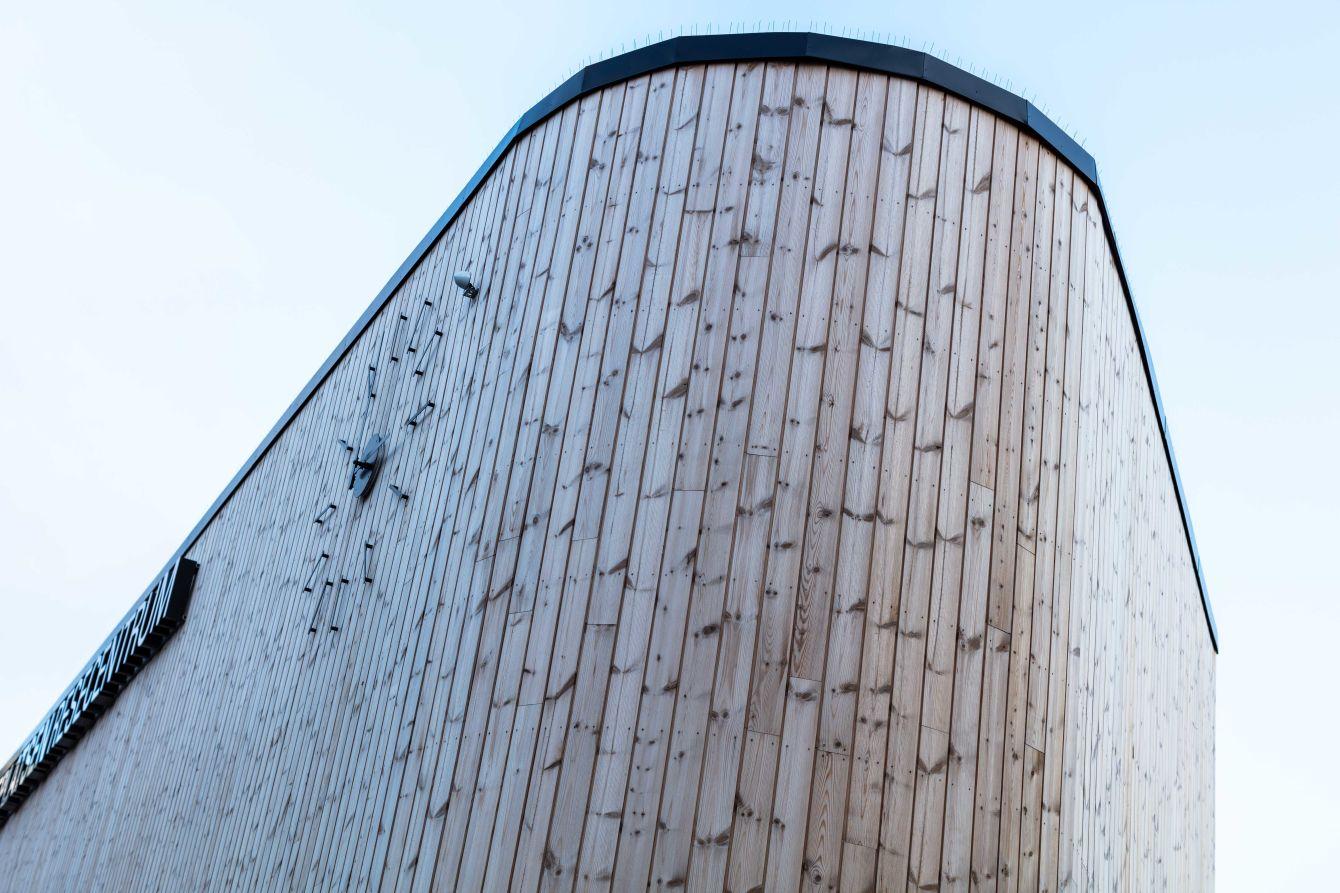 Resecentrum Åkareplatsen - Fristad Bygg
